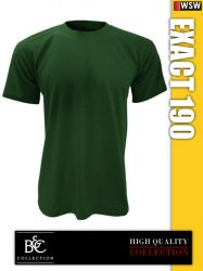 B&C #E190 férfi rövidujjú póló - munkapóló