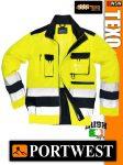 Portwest TEXO LILLE jólláthatósági kabát - munkaruha