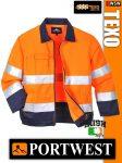 Portwest TEXO MADRID jólláthatósági kabát - munkaruha