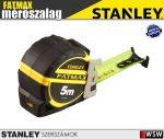 Stanley 5m fém mérőszalag - szerszám