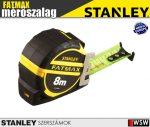 Stanley 8m fém mérőszalag - szerszám