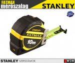 Stanley 10m fém mérőszalag - szerszám