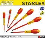 Stanley 5R VDE csavarhúzó készlet - szerszám