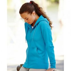 Fruit Hooded FullZip LadyFit