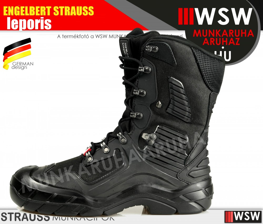 Engelbert Strauss LEPORIS S3 munkavédelmi bakancs - munkacipő